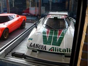 Lancia Stratos Gruppe 5 Turbo