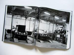 Montagehalle des Reparto Corse in der Borgo San Paolo 118 in Turin