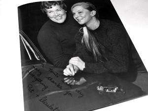 Pat Moss und Liz Nystrom - 1968 mit der Fulvia erfolgreich auf der Rallye Akropolis unterwegs