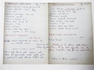Technische Details der Rennfahrzeuge aus dem Jahr 1970